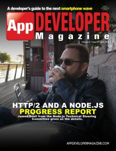 June 2018 App Developer Magazine